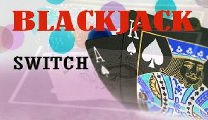 ブラックジャックスイッチ