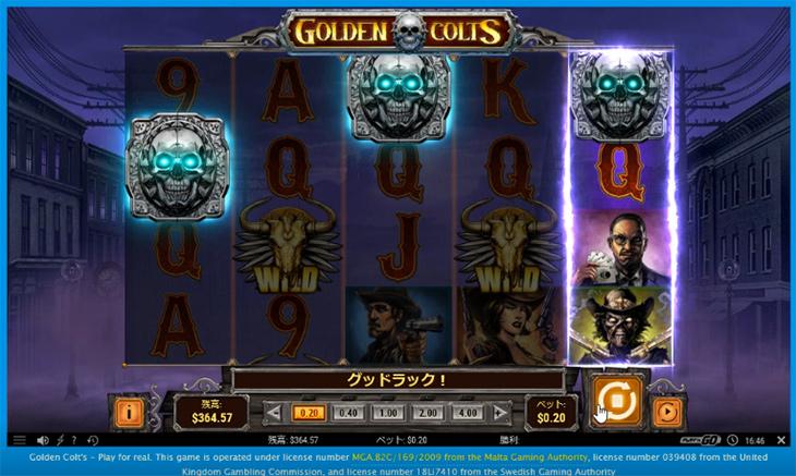 Golden Colt's01