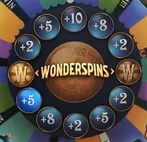 WONDERSPINS