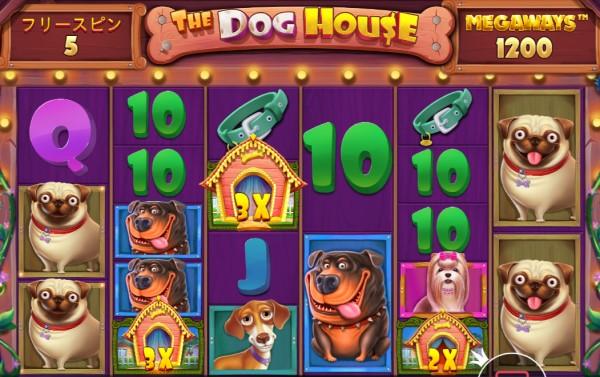 The Dog House Megaways12