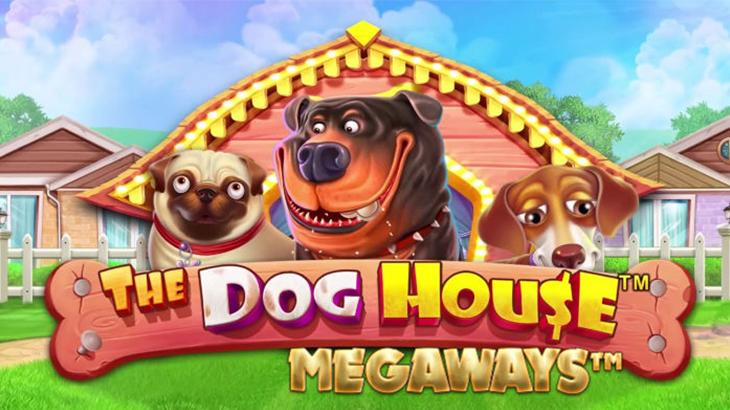 【スロット】The Dog House Megaways | スペック紹介